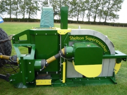 Shelton Supertrencher +625