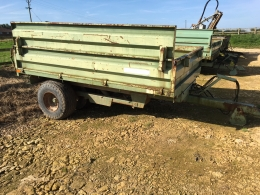 Used Shelton Hi Lift Trailer