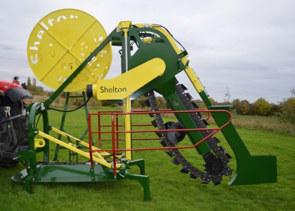 Shelton CT150 Agricultural Chain Trencher
