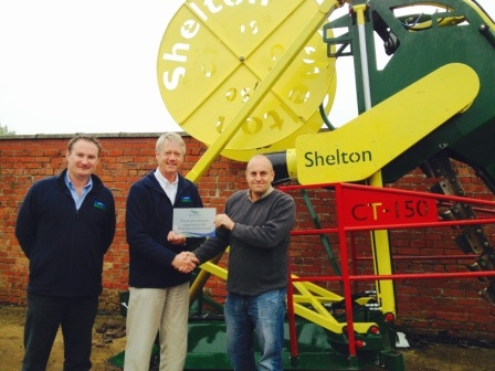 Richard_Clark__Mick_Claxton_from_Shelton_Drainage_and_Councillor_Adam_Grist