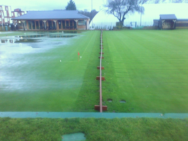 Shelton's Lightning drain results at Roehampton Club