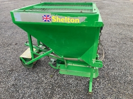 Shelton Drainage Used Sand Placement Hopper