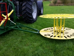 Shelton CT150 Chain Trencher