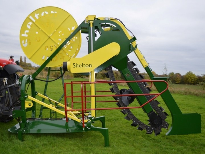 CT150 Agricultural Chain Trencher