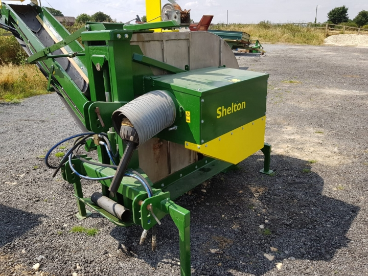 Used Shelton Supertrencher 560
