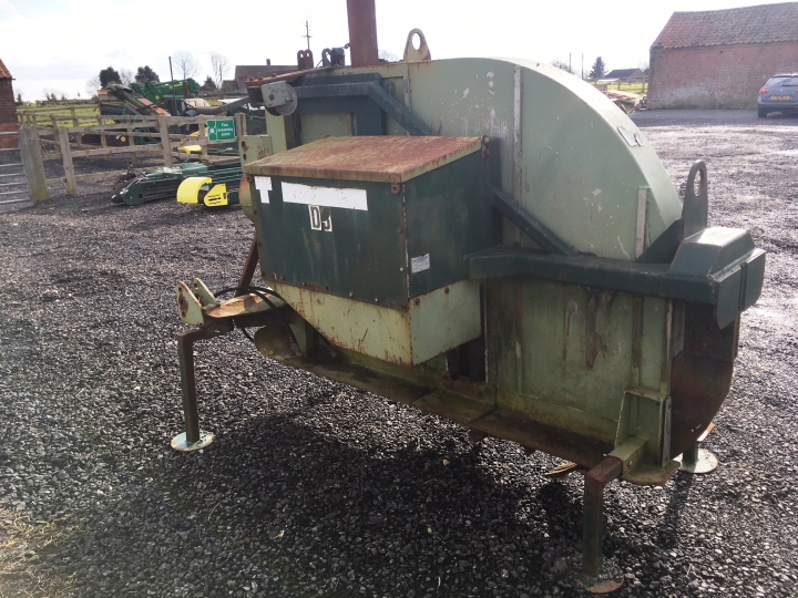 Used Supertrencher 625