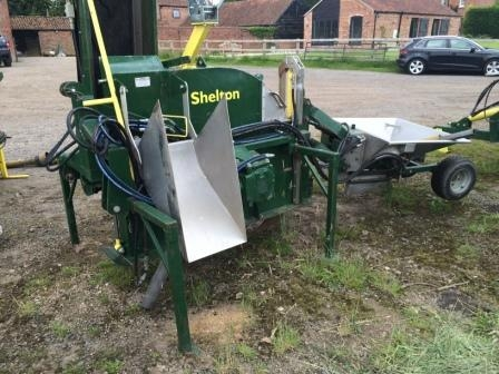 Used Shelton System 25 Trencher