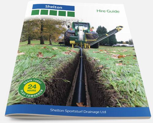 Thumbnail for Shelton Sportsturf Drainage Machinery Hire Guide 2017