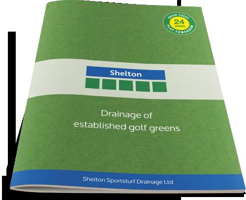 Thumbnail for Shelton Sportsturf Drainage Techniques for Golf Courses