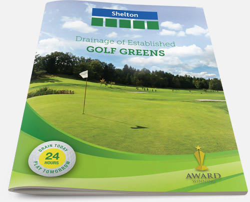 Thumbnail for Shelton Drainage of Established Golf Greens
