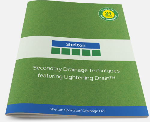 Thumbnail for Shelton Guide to Secondary Drainage Techniques featuring Lightening Drain™